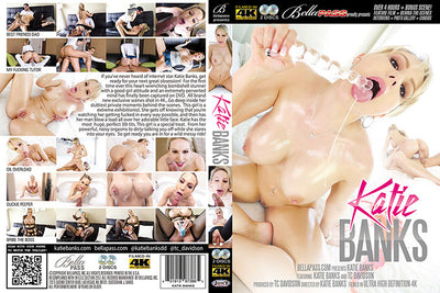 Katie Banks - BellaPass 4K 2 DVD Set