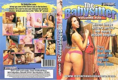 The Babysitter 30 Multimedia - Babysitters Sealed DVD