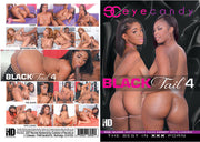 Black Tail 4 - Eye Candy - All Sex - Sealed DVD