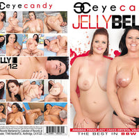Jelly Belly Girls 12 Eye Candy - All Sex Sealed DVD