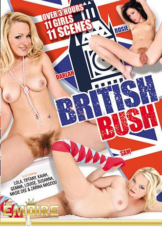 British Bush - AMK Empire Sealed DVD