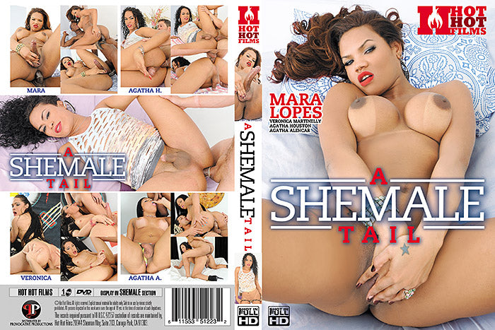 Shemale dvd