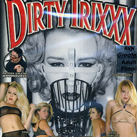 Mason's Dirty Trixxx Elegant Angel Sealed DVD