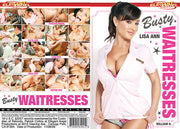 Busty Waitresses Elegant Angel - Sealed DVD
