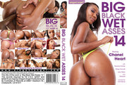 Big Black Wet Asses 14, Elegant Angel - 2015 Sealed DVD