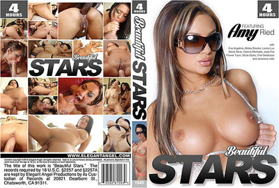 Beautiful Stars 1, Elegant Angel 4 Hrs Sealed DVD