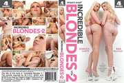 Incredible Blondes 2 Elegant Angel 4 Hrs Sealed DVD