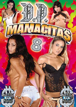 DP Mamacitas #8 - Legend DVD in White Sleeve