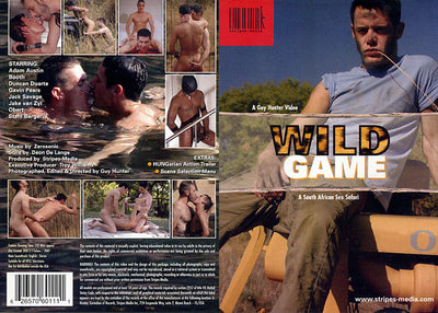Wild Game Citi Boyz - Gay Sealed DVD