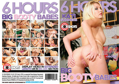 Big Booty Babes 1 Mile High - 2 Hrs Sealed DVD