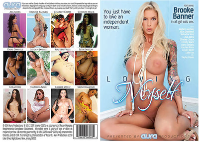 Loving Myself Aura - All Sex Sealed DVD
