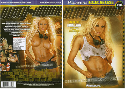 Dirty Work - Pleasure 2000s Classic DVD