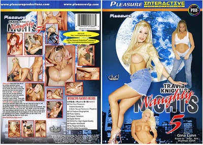 Naughty Nights 5 - Pleasure 2000s Classic DVD