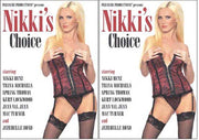 Nikki's Choice - Pleasure 2000s Classic DVD