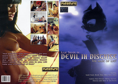 Devil In Disguise: The Mask Of Lust - Pleasure 2000s Classic DVD