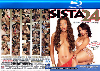 Sista 24 - Video Team Blu Ray Original Sealed
