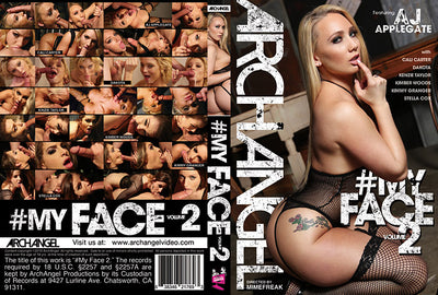 #My Face 2 ArchAngel - Sealed DVD