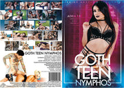 Goth Teen Nymphos 1 Burning Angel - New Sealed DVD