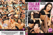 Italian She Males 46 Pink O - Specialty Sealed DVD