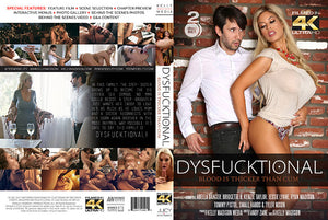 Dysfucktional 1 (2 Disc Set) Porn Fidelity - New Sealed DVD