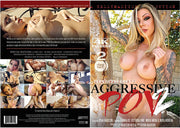 Aggressive POV 2 (2 Disc Set) Porn Fidelity   Sealed DVD