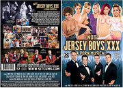 Not Jersey Boys XXX A Porn Musical X Play - Parody Sealed DVD