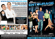 Entourage: A XXX Parody (2 Disc Set) NSDS - Parody Sealed DVD