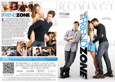 The Friend Zone, New Sensations - Romance Sealed DVD