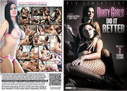 Dirty Girls Do It Better New Sensations - (Bonnie Rotten) Sealed DVD