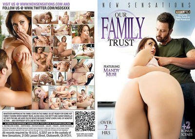 Our Family Trust NSDS - Taboo Sealed DVD