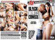 Black And White And Cums All Over (2 Disc Set) New Sensations (riley reid) Sealed DVD