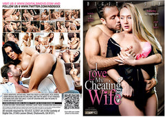 I Love My Cheating Wife #1 - Digital Sin 2015 Sealed DVD