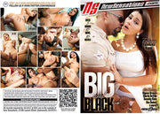 Big and Black #1 - New Sensations Sealed 2 DVD Set