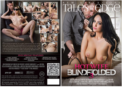 A Hot Wife Blindfolded 3 - NS 2017 - Feature Sealed DVD