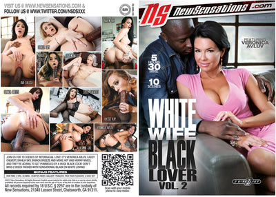White Wife Black Lover 2 (2 Disc Set) NS  - Sealed DVD