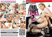 Anal Time 2 (2 Disc Set) DS 2018 - Comp Sealed DVD