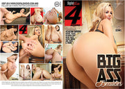 Big Ass Beauties Digital Sin - 4 Hrs Sealed DVD