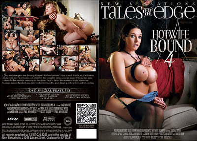Hotwife Bound 4, New Sensations Sealed DVD