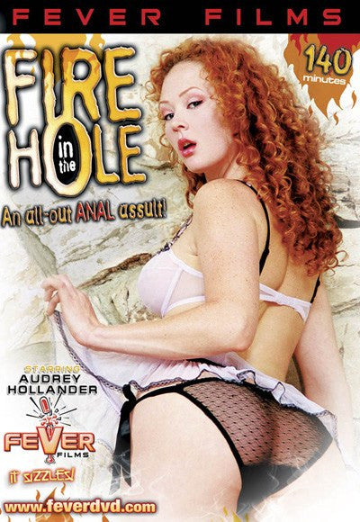 Fire in the Hole - Black Fever - DVD