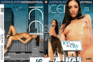 Ice and the City - Justin Slayer Adult Sealed DVD