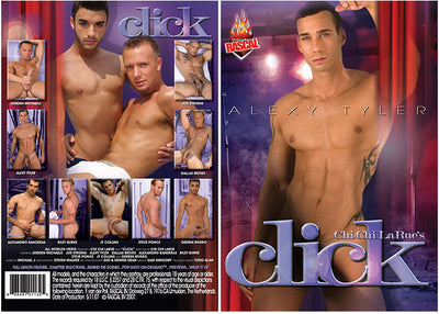 Click - Rascal Sealed Gay DVD
