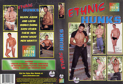 Ethnic Hunks 1 Channel 69 - Gay Sealed DVD