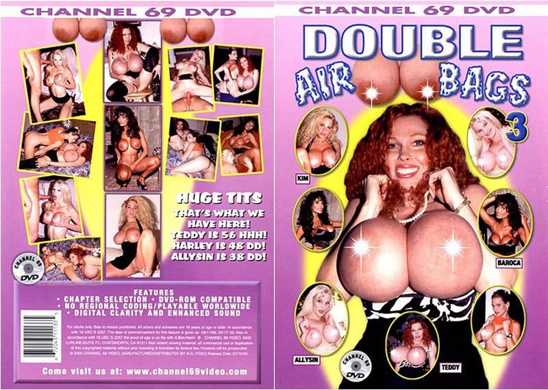 Double Air Bags 3, Channel 69 - Specialty Sealed DVD