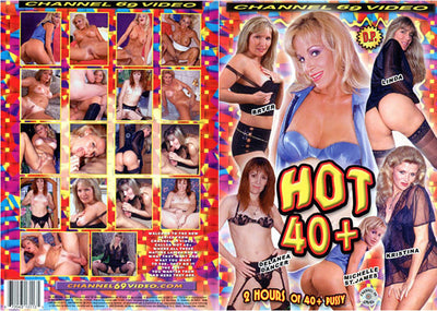 Hot 40+ 1, Channel 69 - Specialty Sealed DVD