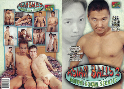 Asian Balls 2, Channel 69 - Gay Sealed DVD