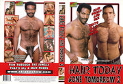 Hair Today Gone Tomorrow 2 Channel 69 - Gay Sealed DVD