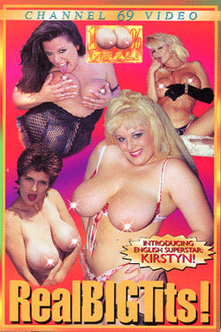 Real Big Tits 1, Channel 69 - Specialty Sealed DVD