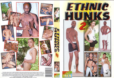 Ethnic Hunks 2 Channel 69 - Gay Sealed DVD