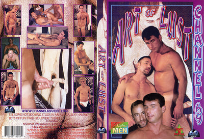 Art Of Lust Channel 69 - Gay Sealed DVD