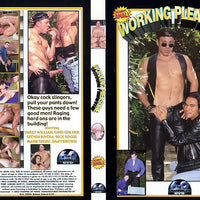 Working Pleasure Channel 69 - Gay Sealed DVD